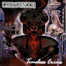 Timeless Crime - CD Audio di Labyrinth