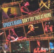 Don't Try This At Home - CD Audio di Spock's Beard
