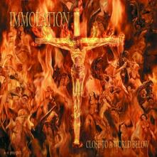 Close to a World Below - CD Audio di Immolation