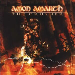 The Crusher - Vinile LP di Amon Amarth