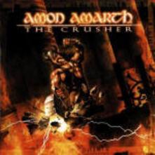 The Crusher - CD Audio di Amon Amarth