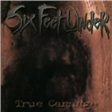 True Carnage - CD Audio di Six Feet Under