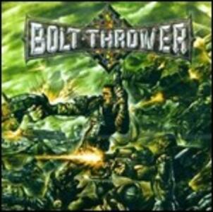 Honour Valor Pride - Vinile LP di Bolt Thrower
