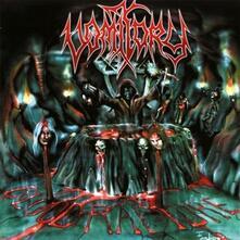 Blood Rapture - CD Audio di Vomitory