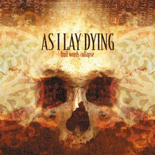 Frail Words Collapse (Gold Vinyl Limited Edition) - Vinile LP di As I Lay Dying