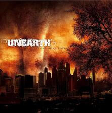 The Oncoming Storm (Coloured Vinyl Limited Edition + Poster) - Vinile LP di Unearth