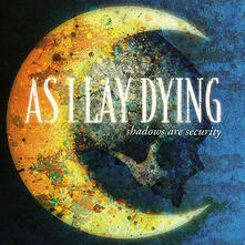 Shadows Are Security (Blue Vinyl Limited Edition) - Vinile LP di As I Lay Dying