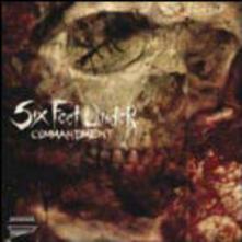 Commandment - CD Audio di Six Feet Under