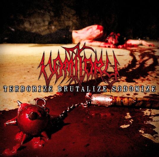 Terrorize Brutalize Sodomize (Limited Edition) - Vinile LP di Vomitory