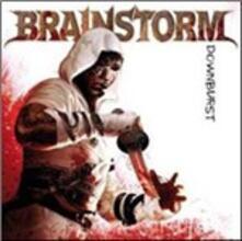 Downburst (Limited Edition Digipack) - CD Audio di Brainstorm