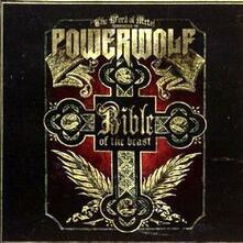 Bible of the Beast - CD Audio di Powerwolf
