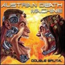 Double Brutal - CD Audio di Austrian Death Machine
