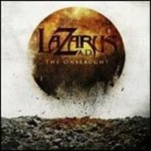 The Onslaught - CD Audio di Lazarus A.D.