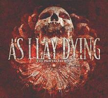 The Powerless Rise (Digipack) - CD Audio di As I Lay Dying