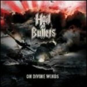 On Divine Winds - CD Audio + DVD di Hail of Bullets