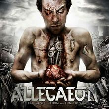Fragments of Form and Function - CD Audio di Allegaeon