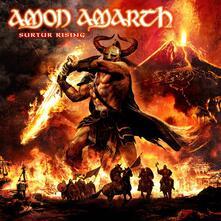 Surtur Rising (180 gr. Limited Edition + Poster) - Vinile LP di Amon Amarth