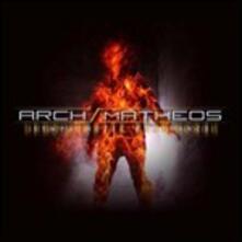 Sympathetic Resonance - CD Audio di Arch/Matheos