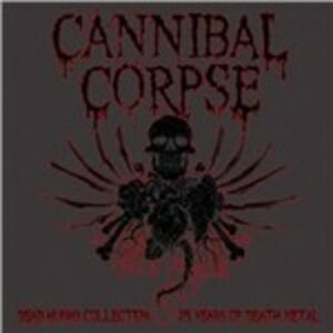 Vinile Dead Human Collection Cannibal Corpse