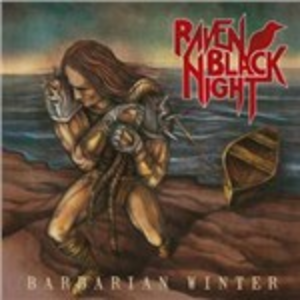 Vinile Barbarian Winter Raven Black Night