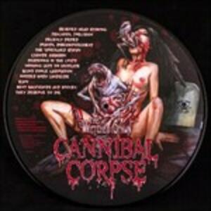 The Wretched Spawn - Vinile LP di Cannibal Corpse