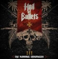 The Rommel Chronicles III - CD Audio di Hail of Bullets