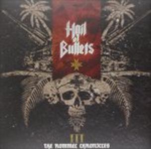 Vinile The Rommel Chronicles III Hail of Bullets