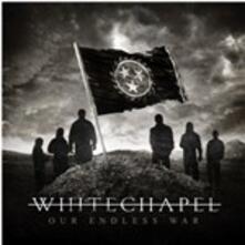 Our Endless War - Vinile LP di Whitechapel