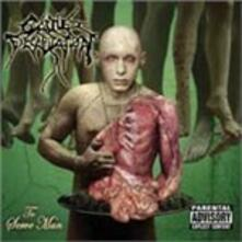 To Serve Man - Green-Blood Red - Vinile LP di Cattle Decapitation