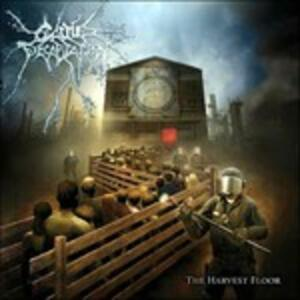 The Harvest Floor - Vinile LP di Cattle Decapitation