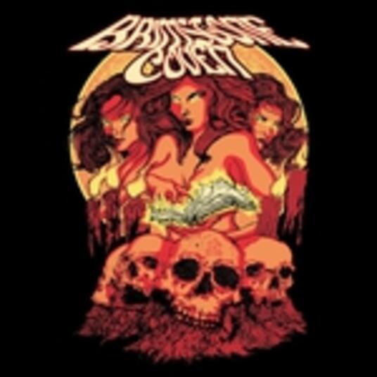 Brimstone Coven (Limited Coloured Vinyl) - Vinile LP di Brimstone Coven