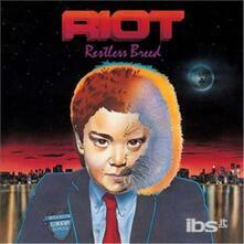Restless Breed - Vinile LP di Riot