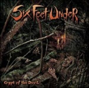 Crypt of the Devil - Vinile LP di Six Feet Under