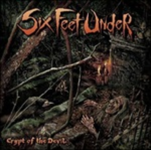 Vinile Crypt of the Devil Six Feet Under