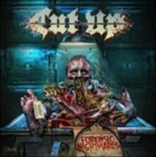 Forensic Nightmares - Vinile LP di Cut Up