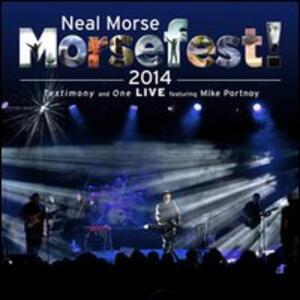 Neal Morse. Morsefest! 2014 (2 Blu-ray) - Blu-ray