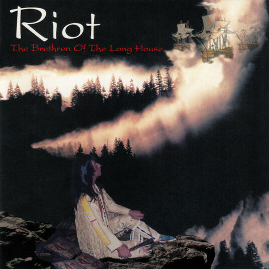The Brethren of the Long House (Limited Edition) - Vinile LP di Riot