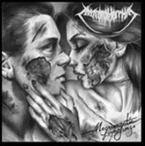Vinile Necromantic Love Songs Antropomorphia