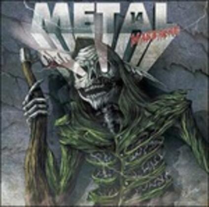 Metal Massacre 14 - Vinile LP + CD Audio