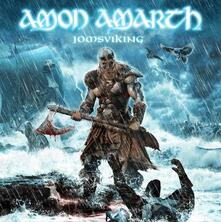 Jomsviking (Light Blue Vinyl Limited Edition) - Vinile LP di Amon Amarth