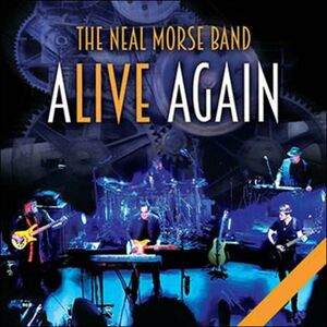 Film The Neal Morse Band. Alive Again