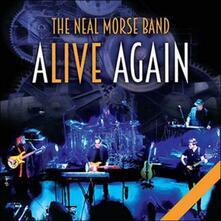 The Neal Morse Band. Alive Again - Blu-ray