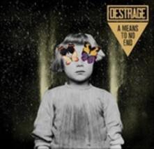 A Means to no End - CD Audio di Destrage