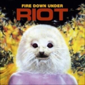 Fire Down Under - Vinile LP di Riot