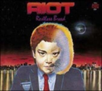 Restless Breed - Riot Live - Vinile LP di Riot