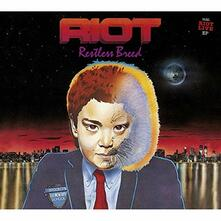 Restless Breed. Live (Limited Coloured Vinyl Edition) - Vinile LP di Riot