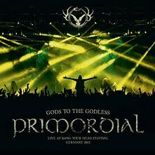 Gods To The Godless - CD Audio di Primordial