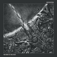 Return to the Void (Digipack) - CD Audio di Execration