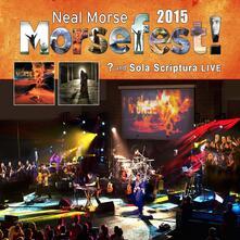 Morsefest 2015 (Box Set Digipack) - CD Audio + DVD di Neal Morse