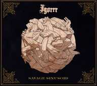 CD Savage Sinusoid Igorrr